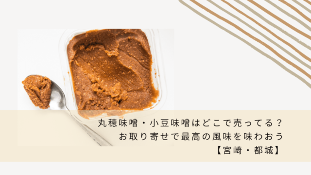 味噌とスプーン